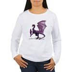 Ready to Purple Women's Long Sleeve T-Shirt