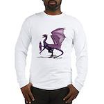 Ready to Purple Long Sleeve T-Shirt