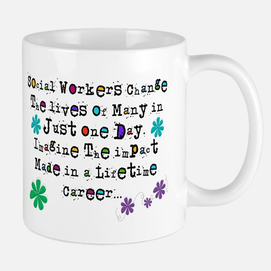 Social Worker's Month Mugs