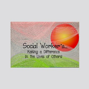 Social Worker's Month Magnets