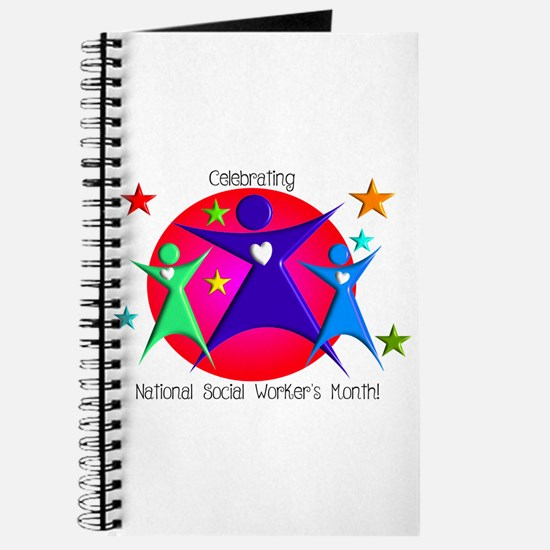 Social Worker's Month Journal