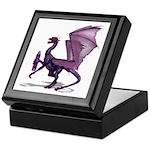 Ready To Purple Keepsake Box