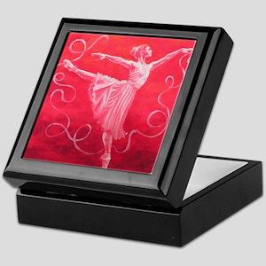A Dance Keepsake Box