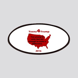 Teens4Trump Patch