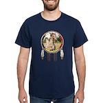 Appaloosa Horse Shield Dark T-Shirt