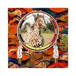Appaloosa Horse Shield Queen Duvet