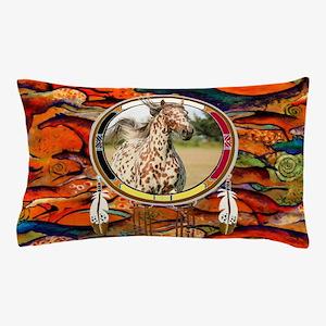 Appaloosa Horse Shield Pillow Case