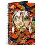 Appaloosa Horse Shield Journal