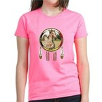 Appaloosa Horse Shield Women's Dark T-Shirt