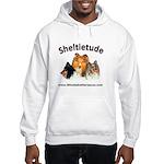 Hooded Sweatshirt Sheltietude