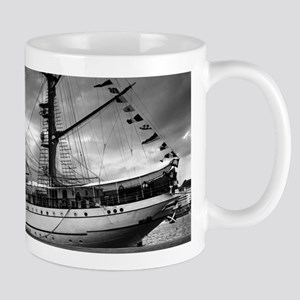Portuguese tall ship Mugs