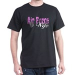 Air Force Wife Dark T-Shirt