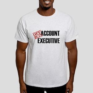 Off Duty Account Exec Light T-Shirt