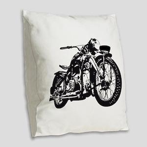 CLASSIC Burlap Throw Pillow