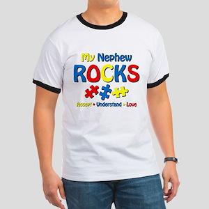 Autistic Nephew Rocks Ringer T