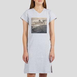 Your Holy Cross Women's Nightshirt