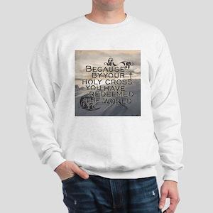 Your Holy Cross Sweatshirt