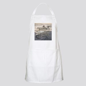 Your Holy Cross Apron