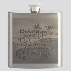 Your Holy Cross Flask