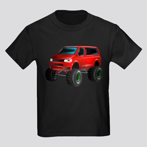monster truck T5 VW T-Shirt