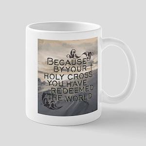 Your Holy Cross Mugs