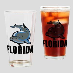 Florida Drinking Glass
