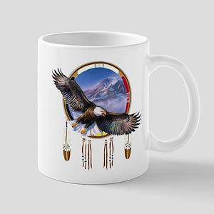 Flying Eagle Shield Mug