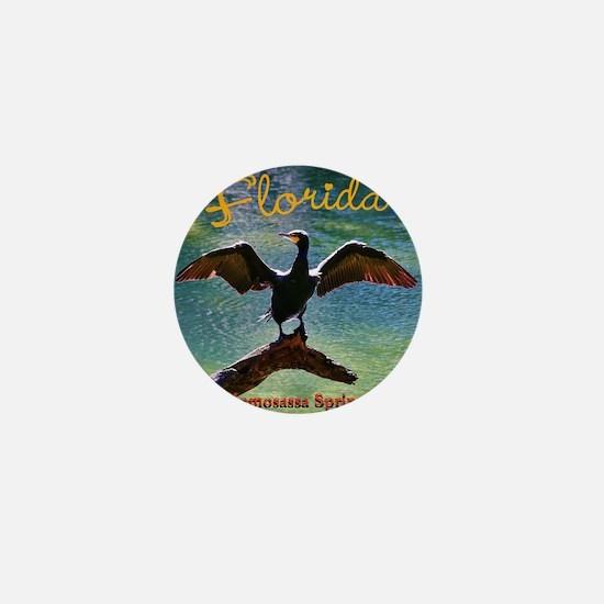 Homosassa Springs, Florida Mini Button