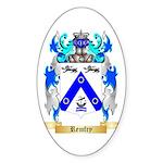 Remfry Sticker (Oval 10 pk)
