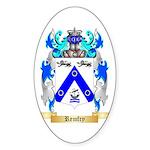 Remfry Sticker (Oval 50 pk)