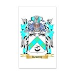 Remfrey 20x12 Wall Decal