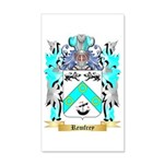 Remfrey 35x21 Wall Decal