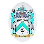 Remfrey Oval Ornament