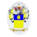 Rejau Oval Ornament