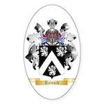 Reinsch Sticker (Oval 10 pk)