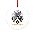 Reinsch Round Ornament