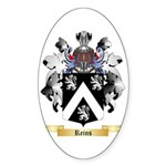 Reins Sticker (Oval 50 pk)