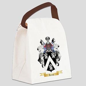Reins Canvas Lunch Bag