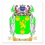 Reinolt Square Car Magnet 3