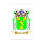 Reinolt Sticker (Rectangle 50 pk)