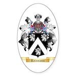 Reinmann Sticker (Oval)