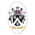 Reinkens Sticker (Oval 50 pk)