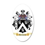 Reinkens 35x21 Oval Wall Decal