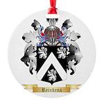Reinkena Round Ornament