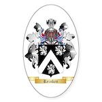 Reinken Sticker (Oval 50 pk)
