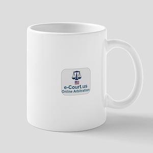 e-CourtUSA Mugs
