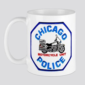 Chicago PD Motor Unit Mug