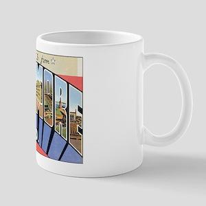 Baltimore Maryland Postcard Mug