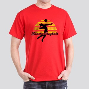 Beachvolleyball Dark T-Shirt