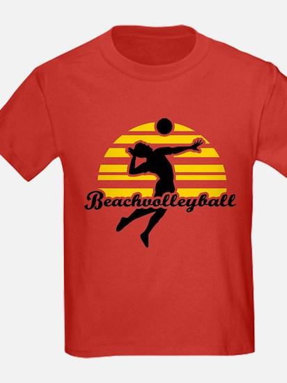 Beachvolleyball T